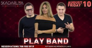 play band chicago skadarliya