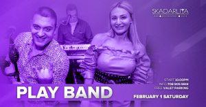 Play Band at Skadarliya