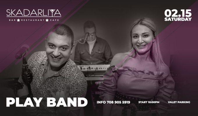 Play Band at Skadarliya (Date: 2.15)