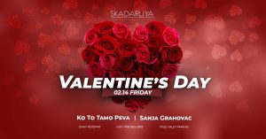 Valentine's Day at Skadarliya