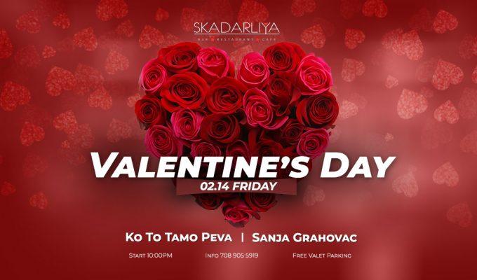 Valentine's Day at Skadarliya